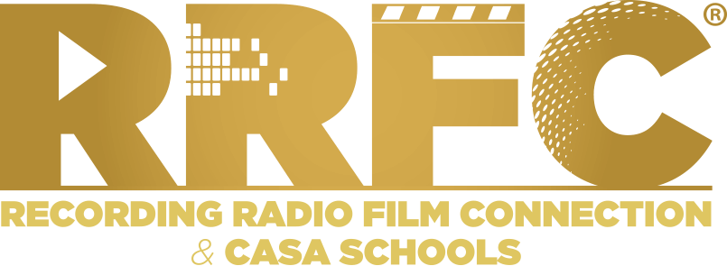 Recording Radio Film Connection and CASA Schools