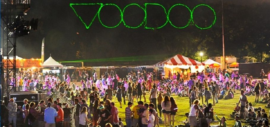 Have a Spooktastic Time at Voodoo Festival New Orleans