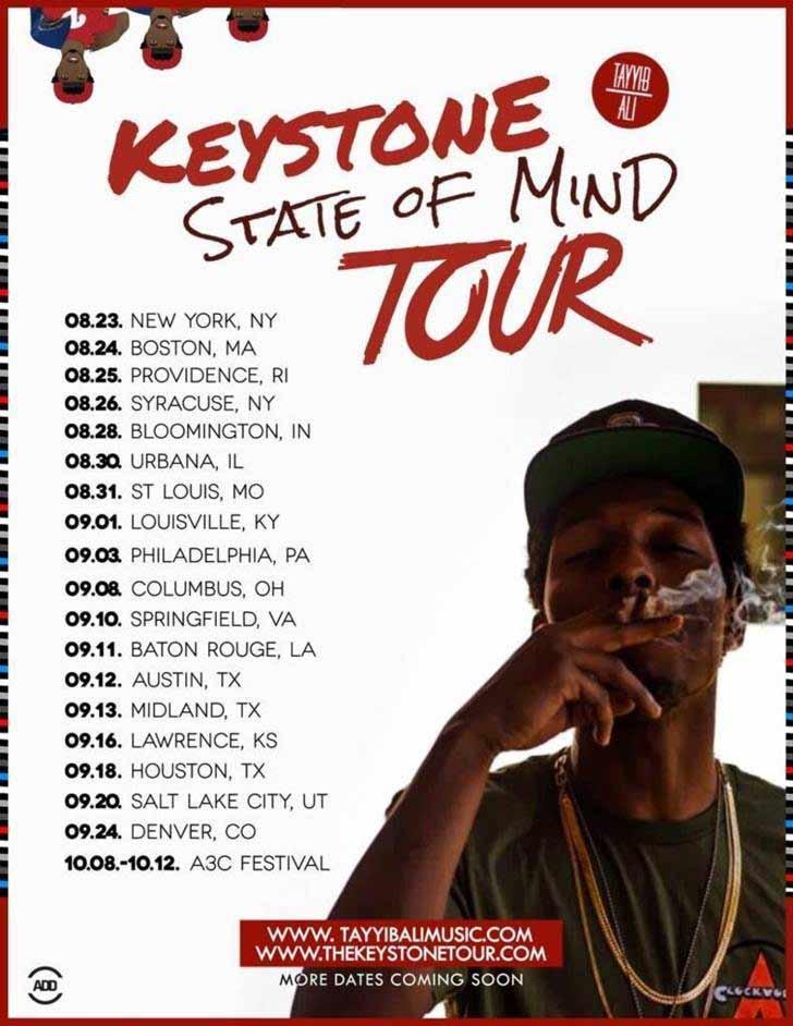 Keystone State of Mind Tour