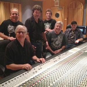 Dan Walsh at KDS Music Studios
