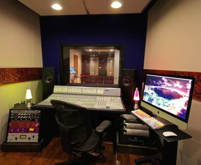 Clear Track Studios, Studio B