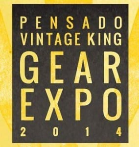 Vintage King Gear Expo 2014