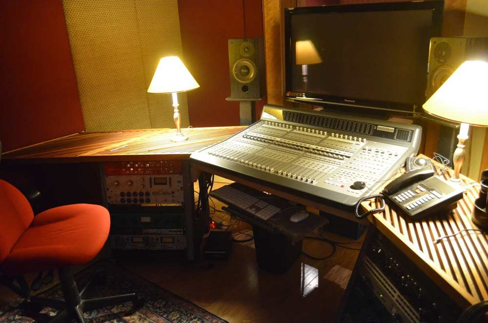 Genius Suite, Chung King Studios