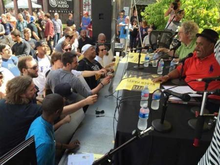 Dave Pensado & Herb Trawick - Pensado Vintage King Gear Expo 2014 - Nashville, TN