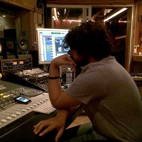 Jesse Rhodes in ES Audio