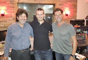 David Mikeal, Apprentice Steven Sauers, Recording Connection CEO Jimi Petulla