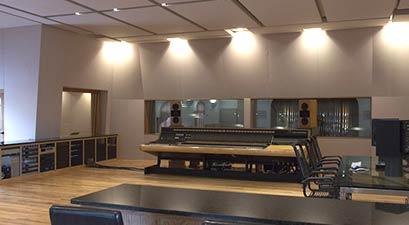 Esplanade Studios, Control Room
