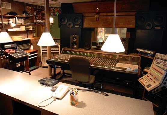 Inner Ear Recording Studios