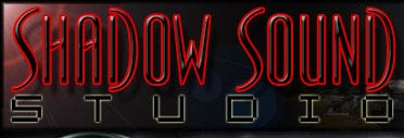 Shadow Sound Studio Logo