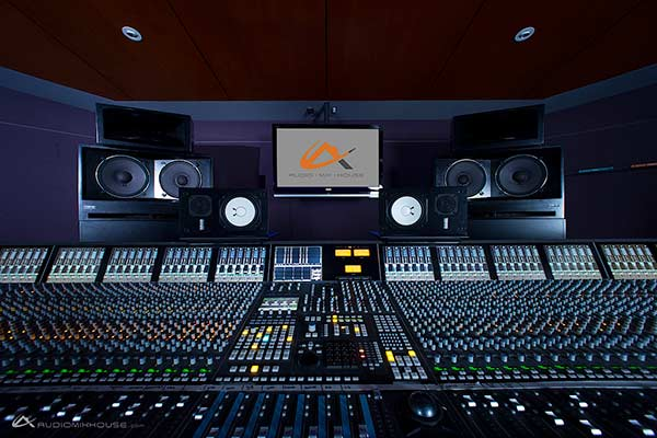 Audio Mix House - Studio A