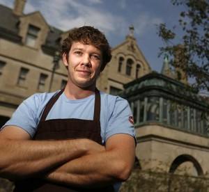 Chef Daniel Fitzgerald