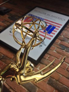 Hunger in America Movie wins the 2015 Mid South Emmy for best topical documentary.