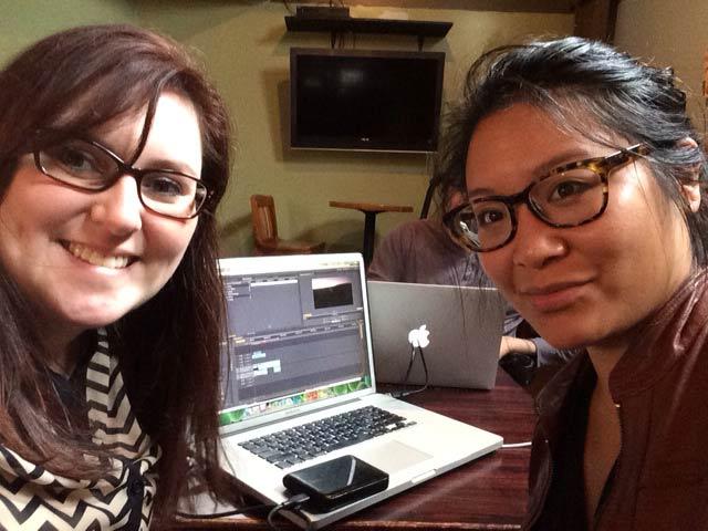 Kellie Koford & Christine Chen