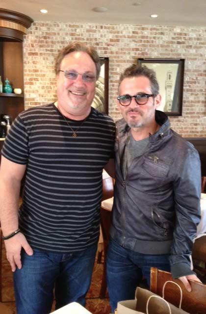 Ross Hogarth and Brian Kraft