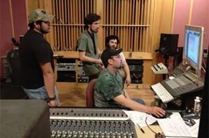Jacob Muniz (far left) & Ray Cole (seated front)