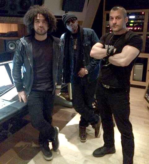 Danny, Sharrief, and Sax DMA