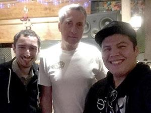 Felix Nieto, Don Zientara, Austin Ellis