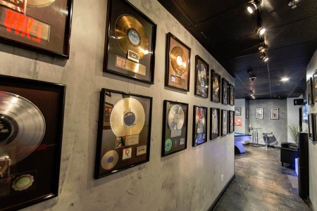 Hit Records Recorded at Quad Studios