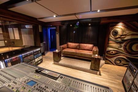 Quad Studios Q1 Control Room