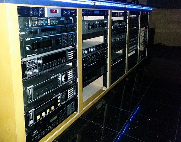 Shelter Sound Studio