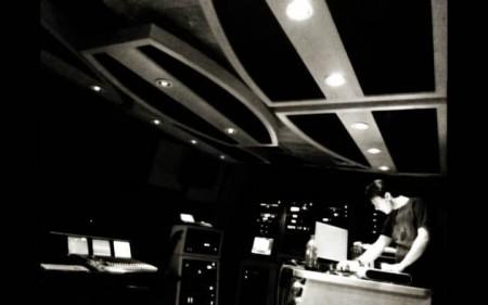 Mike Messina at Terminus Studios