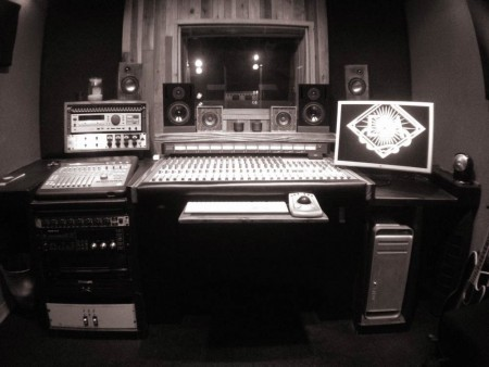 Studio B in ES Audio