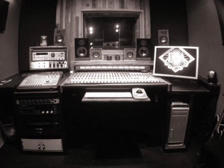 Studio B in ES Audio