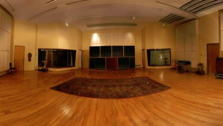 Mr. Smalls Recording - Live Room