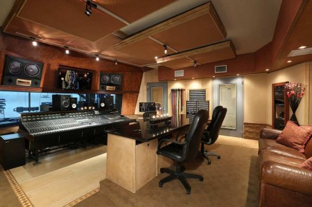 Control room in Serenity West