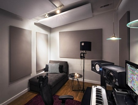 Studio C in Bravo Ocean Studios