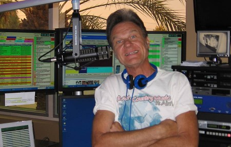 Radio Connection mentor Marshall Thomas