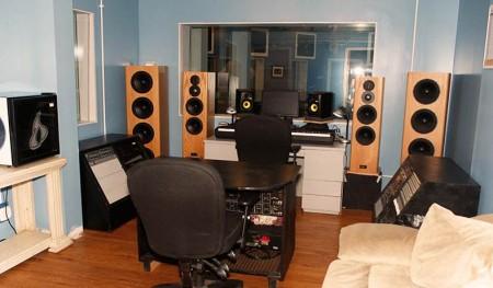 Studio B in Phat Buddha Productions