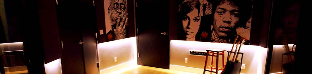 The Abstract Recording Studios in Los Angeles