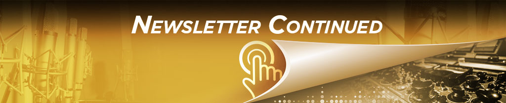 Continue Newsletter