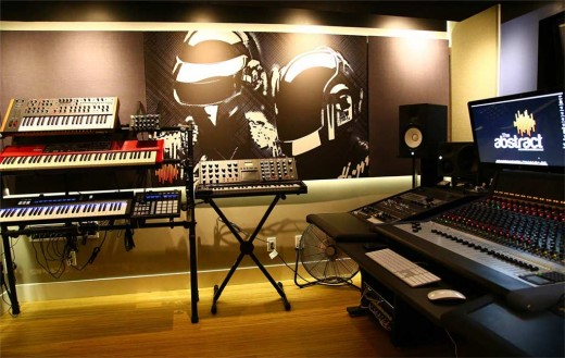 Control Room in The Abstract LA