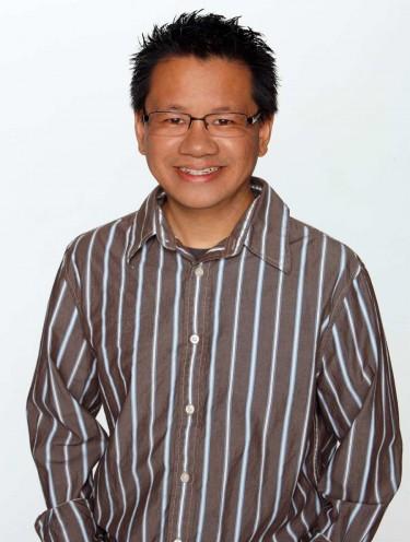 Radio Connection mentor Brian Huen