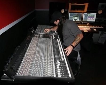 recording student Chingas Kemps