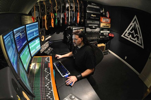 Recording Connection mentor Miah Lajeunesse