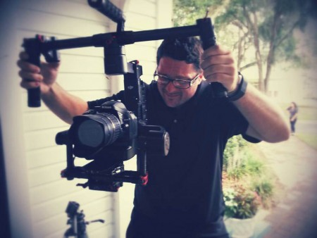 Film Connection graduate Rob Chiola on steadicam