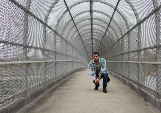 Recording Connection grad Michael Luna