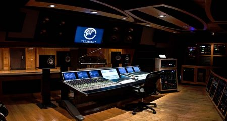 Studio A in Terminus Studios