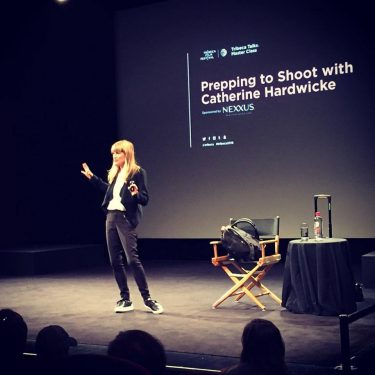 Director Catherine Hardwicke at Tribeca 2016