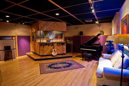 Studio A in Colorado Sound Studio