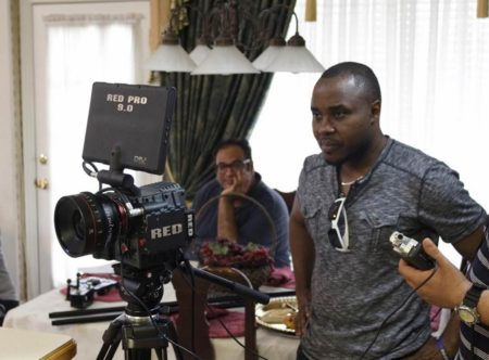 Film Connection mentor Deen Olatunji