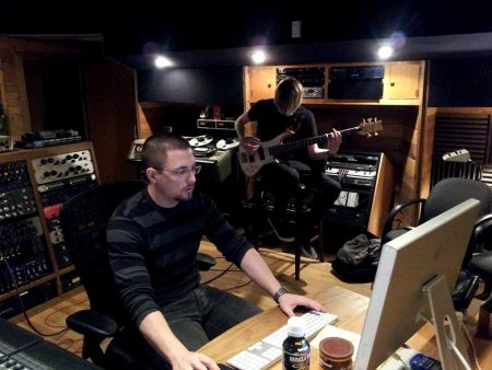 Recording Connection grad James Kyle Dickey
