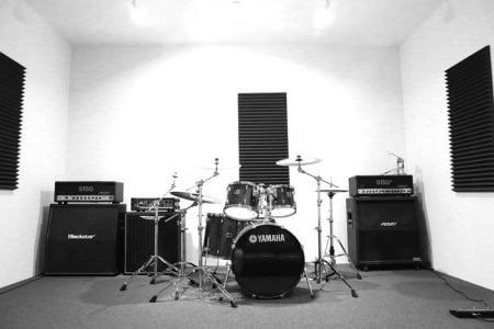 Rapture Sound Live Room