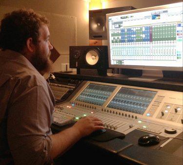 Recording Connection mentor John Terrell