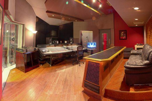 Control Room in Rax Trax