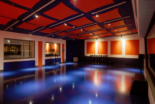 Tracking Room in Vegas View Recording