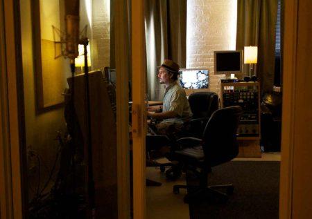 Recording Connection mentor Matt Stein